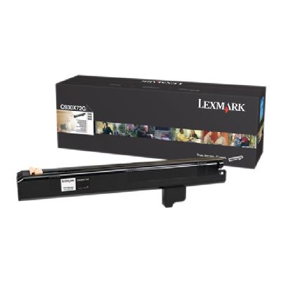 Lexmark - 1 - black - photoconductor unit - LCCP KIT (53K)