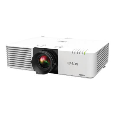 Epson PowerLite L610W - 3LCD projector - LAN  PROJ