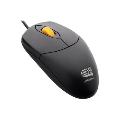 Adesso iMouse W3 - mouse - USB TIC SCROLL MOUSE - 4 WAY SCROL LING  1000 DPI  OPTI