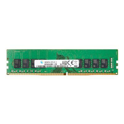 HP - DDR4 - 4 GB - DIMM 288-pin - unbuffered  MEM