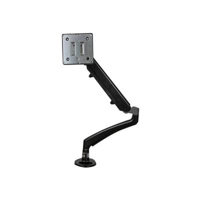 StarTech.com Sit-to-Stand Workstation with Full-Motion Articulating Monitor Arm - One-Touch Height Adjustment (CDP2DVIUCP) - mounting kit  STND