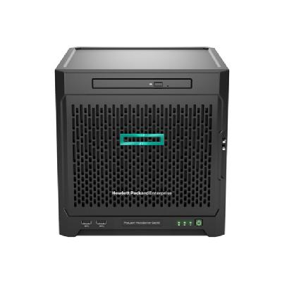 HPE ProLiant MicroServer Gen10 - ultra micro tower - Opteron X3421 2.1 GHz - 8 GB - 1 TB (United States) A Svr/SB