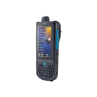 "Unitech PA692 - data collection terminal - Win Embedded Handheld 6.5 - 512 MB - 3.8"" - 3G   2D Imager  QWERTY  Camera  G PS  GPRS  WiFi  Blue"