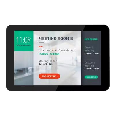 Philips 10BDL4151T - room manager - with Meetio Room (12 month subscription) 1 Inch - 1280 x 800 - 300  cd/ m2 - 500:1(typical)