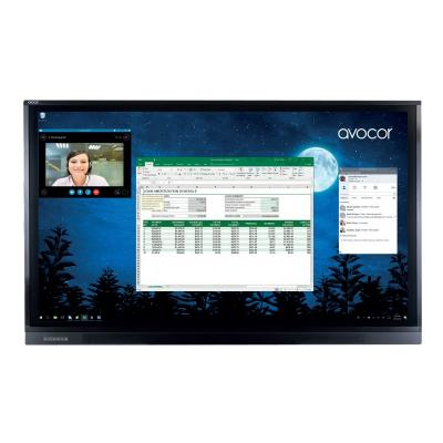 "Avocor AVF-6550 F50 Series - 65"" LED display - 4K EEN"