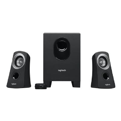 Logitech Z-313 - speaker system - for PC  SPKR