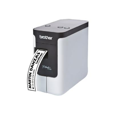 Brother P-Touch PT-P700 - label printer - B/W - thermal transfer STEM