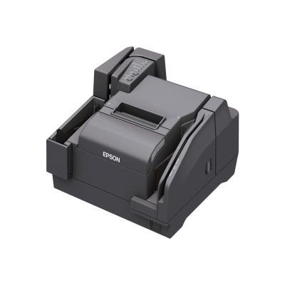 Epson TM S9000II-MJ 225DPM - receipt printer - B/W - thermal line / ink-jet &MSR EBCK