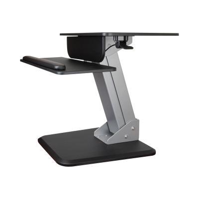 StarTech.com Height Adjustable Standing Desk Converter - Sit Stand Desk with One-finger Adjustment - Ergonomic Desk - mounting kit - for LCD display / keyboard / mouse / notebook