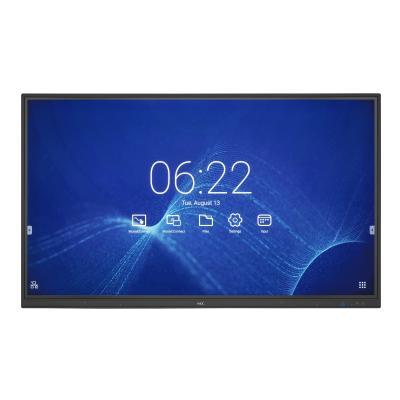 "NEC MultiSync CB861Q 86"" LED display - 4K  MNTR"