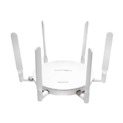 SonicWall SonicPoint N2 - wireless access point - with 5 years Dynamic Support 24X7 - with SonicWALL 802.3at Gigabit PoE Injector  WRLS