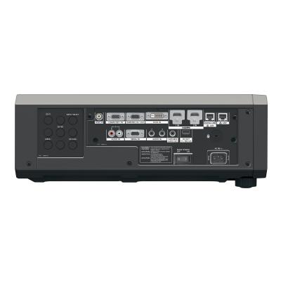 Panasonic PT-RZ570BU - DLP projector - zoom lens - LAN n - 1920 x 1200 - 20 000:1