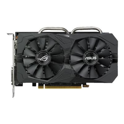 ROG-STRIX-RX560-O4G-EVO-GAMING   AMD Radeon RX 560 4GB GDDR5  OpenGL 4.5  Engine