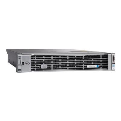 Cisco UCS Smart Play Select HX240c Hyperflex System - rack-mountable - Xeon E5-2630V4 2.2 GHz - 256 GB - 14.8 TB  SYST