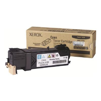 Xerox Phaser 6130 - cyan - original - toner cartridge Pages - phaser 6130