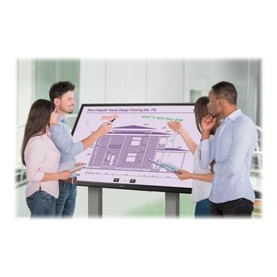 """Sharp PN-L851H Aquos Board - 85"""" Class (84.6"""" viewable) LED display - 4K  PERP"""
