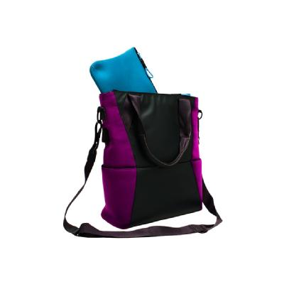 M-Edge Tech Tote with battery notebook carrying case  PWR