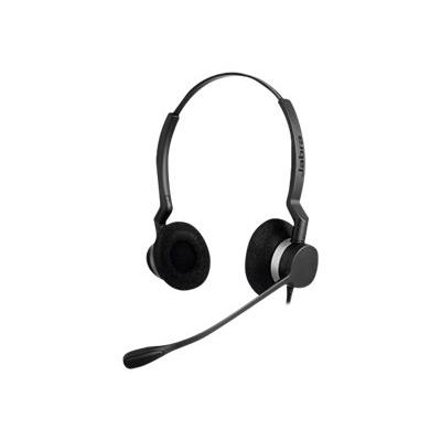 Jabra BIZ 2300 USB MS Duo - headset  ACCS