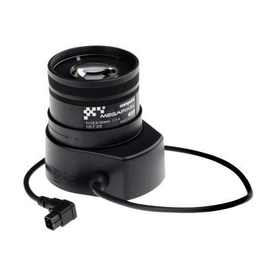 Computar CCTV lens - 12.5 mm - 50 mm th DC-Iris. Compatible with e. g. AXIS P1353/-E  P1