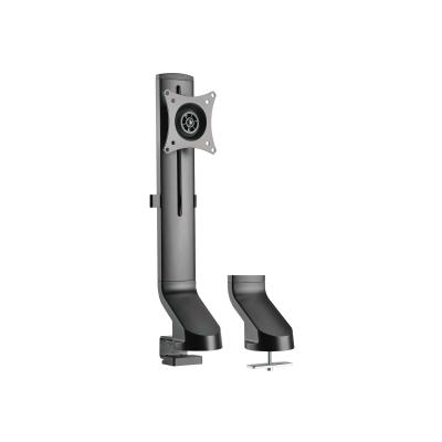 """Tripp Lite Single-Display Monitor Arm with Desk Clamp and Grommet - Height Adjustable, 17"""" to 32"""" Monitors - mounting kit"""