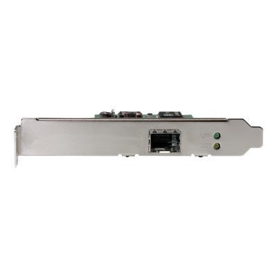 StarTech.com PCI Express Gigabit Ethernet Fiber Network Card w/ Open SFP - PCIe GbE SFP Network Card Adapter NIC - Fiber Optic SFP Adapter (PEX1000SFP2) - network adapter - PCIe sktop or rackmount PC directly  to a fiber optic ne