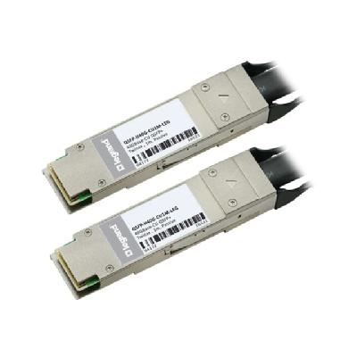 C2G Cisco QSFP-H40G-CU1M 40GBase-CU 1m QSFP+ to QSFP+ DAC Cable TAA - direct attach cable - 1 m - TAA Compliant LPERP