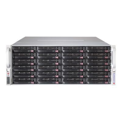 Supermicro SC847 E16-R1K28WB - rack-mountable - 4U - enhanced extended ATX  RM