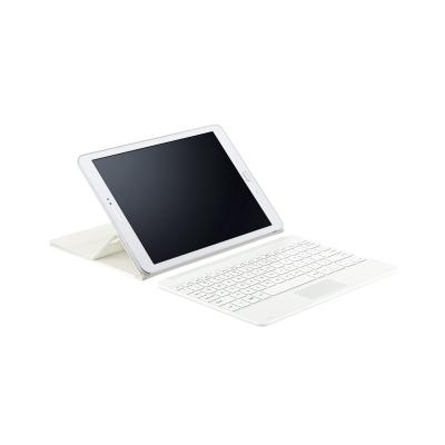 Samsung Book Cover Keyboard EJ-FT810 - keyboard and folio case - with touchpad - white