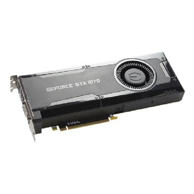EVGA GeForce GTX 1070 GAMING - graphics card - GF GTX 1070 - 8 GB