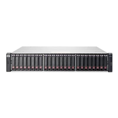 HPE Modular Smart Array 1040 Dual Controller SFF Storage - hard drive array FPERP