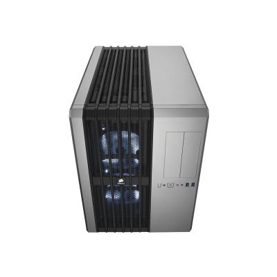 CORSAIR Carbide Series Air 540 - Silver Edition - mid tower - extended ATX se  Silver  2xFront USB3.0  Su pports Mini-ITX/Micr