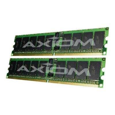 Axiom AX - DDR2 - 4 GB: 2 x 2 GB - DIMM 240-pin - registered 3