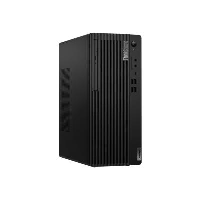 Lenovo ThinkCentre M70t - tower - Core i3 10100 3.6 GHz - 8 GB - SSD 128 GB - Canadian French (Language: French / region: Canada) N W10P