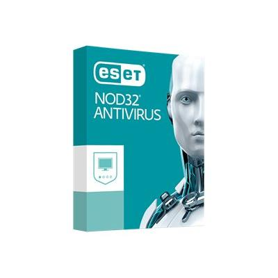 NOD32 Antivirus Home Edition - subscription license (2 years) - 2 PCs  LICS