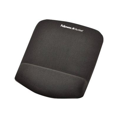 Fellowes PlushTouch Mouse Pad/Wrist Rest with FoamFusion Technology - mouse pad with wrist pillow /ACCS