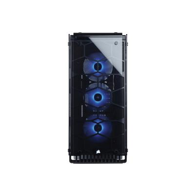 CORSAIR Crystal Series 570X RGB - tower - ATX B   Tempered Glass  Premium AT X Mid-Tower Case
