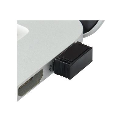 Verbatim Silent - keyboard and mouse set - black