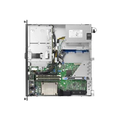 HPE ProLiant DL20 Gen10 Entry - rack-mountable - Xeon E-2224 3.4 GHz - 8 GB - no HDD  SYST