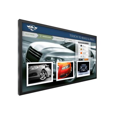 "Planar UltraRes UR7551-MX-ERO-T 75"" LED display - 4K light  500 nit brightness  24x 7 reliability  Media"