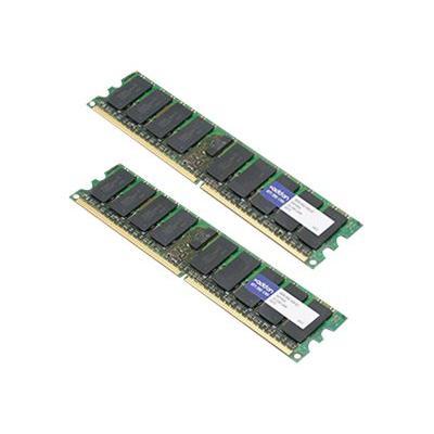 AddOn 4GB Cisco MEM-WAE-4GB Compatible DRAM - DDR2 - 4 GB: 2 x 2 GB - DIMM 240-pin ible 4GB DRAM Upgrade nal DRAM