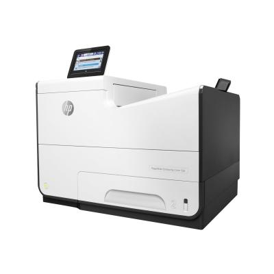 HP PageWide Enterprise Color 556dn - printer - color - page wide array (English, French, Spanish / Canada, Mexico, United States, Latin America (excluding Argentina, Brazil, Chile))  PRNT