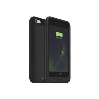 mophie Juice Pack wireless & charging base - battery case for cell phone harging base for iPhone 6Plus BLK-incl micro USB c