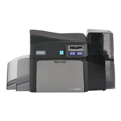 Fargo DTC 4250e Dual Sided - plastic card printer - color - dye sublimation/thermal resin
