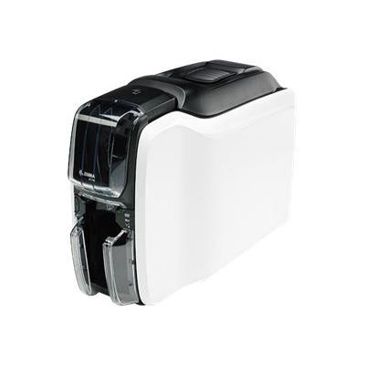 Zebra ZC100 - plastic card printer - color - dye sublimation/thermal transfer (United States)  PRNT