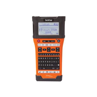 Brother P-Touch PT-E550WVP - labelmaker - B/W - thermal transfer