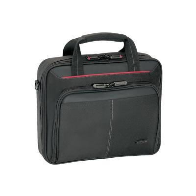 "Targus 16"" Classic Clamshell - notebook carrying case k Black/Red Accents fo"