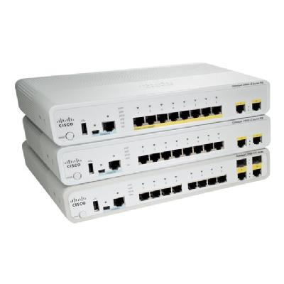 Cisco Catalyst Compact 2960CPD-8TT-L - switch - 8 ports - managed  PERP
