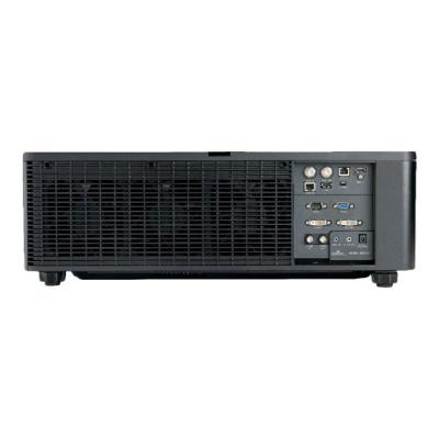 Christie HS Series D13WU-HS - DLP projector - no lens - 3D - LAN tate  WU 1920x1200 12500lm Cen ter   93.7lbs -- no