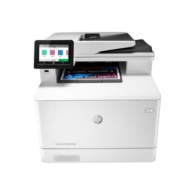 HP Color LaserJet Pro MFP M479fdn - multifunction printer - color (English, French, Spanish / Canada, Mexico, United States, Latin America (excluding Argentina, Brazil, Chile))