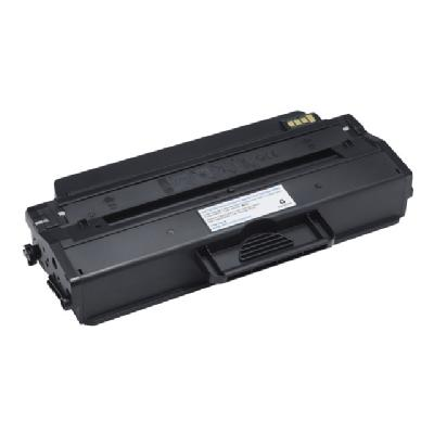 Dell - black - original - toner cartridge  TONR